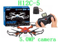 best aerial - JJRC H12C H12C MP HD Aerial camera G CH Headless Mode One Key Auto Return Gyroprofessional drones best toys