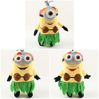 Wholesale MOQ plush toys Despicable Me Minion Plush Toy Doll in stock fast shipping