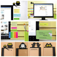 best photo monitors - Modern Design Best Promotion Computer Monitor Screen Transparent Board Sticky Notes Card Photo Holder Suitable For Office Home