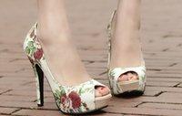 Cheap women shoes Best blue wedding shoes