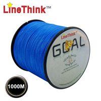 best goals - braid copper M GOAL LineThink Brand Best Quality Multifilament PE Braided Fishing Line Fishing Braid