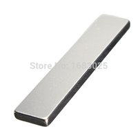 Wholesale 2pcs Big Super Strong Block Strip Cuboid Magnets Rare Earth Neodymium x x mm