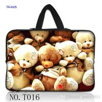 baby hp - 14 quot Bear Baby Laptop Sleeve Case Bag Cover Pouch For quot Sony VAIO CW CS HP Dell