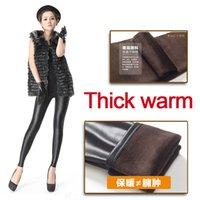 Wholesale Women Thick Warm Leggings Fashion Women Tights Leggings Pants Winter Warm Stylish Tights