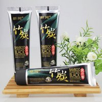 whitening tooth paste - g Bamboo Charcoal Oral Hygiene Tooth Paste Scouring Insect Resistant Teeth Whitening amp Black Toothpaste