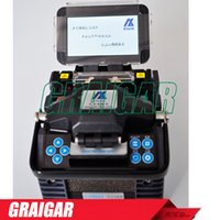 Wholesale Eloik ALK Fiber Optic Splicing Machine Fusion Splicer Fusionadora de Fibra Optica multilingual