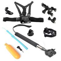 Wholesale 5in1 Accessories Kit Bundle Combo for GoPro Hero Digital Cameras