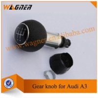 audi shifter - WAGNER Hotsale Gear Shift knob only Gear for Audi A3 L gear shifter knob