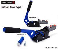 Wholesale Tansky High Quality HYDRAULIC DRIFTING RACING RALLY HAND E BRAKE HANDBRAKE VERTICAL HORIZONTAL Default color is BLUE TK B11001 BL