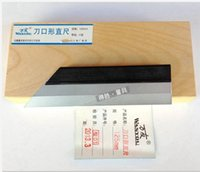 Wholesale Blade Angle square Measure the blade flat feet MM MM Bladed Try Mitre Square Tool