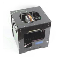 3d printer - 6 Material size mm High Quality DIY d Printer kit with SD card and LCD