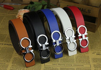 alloy buckle belts - 2016 New Arrival Korea style high quality hot selling fashion designer brand imitation leather belt for men and women