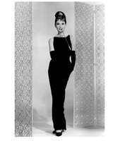 audrey hepburn film - Wall Poster Decal for Wedding Festival Home Decoration British Film STAR ACTRESS Audrey Hepburn Poster For Rooms Party