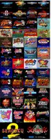 Wholesale SNK NEO GEO X GOLD Limited special latest handheld game card sets vol1 containing games
