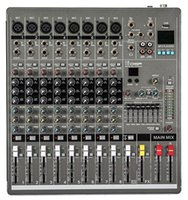 audio mixer channel - New P YA800 Professional Audio Powered Mixer Channels Double Graphic EQ Mezcladora De DJ