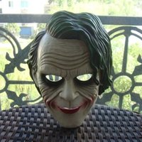 batman gotham knight - Gotham Batman sworn enemy Jack napier mask DC Comics Joker mask Dark Knight joker Horror Night Men