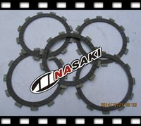 Wholesale NEW Suzuki motorcycle GN250 DR250 SP250 GSX600 GS650 GS850 FIBER Clutch Plate