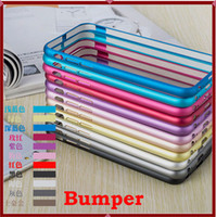 Cheap Bumper For iPhone 6 Best Metal Bumper For iPhone 6