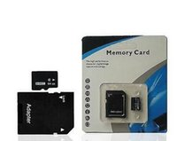 Wholesale 256GB UHS I Micro SD Memory Card Free SD Adapter Retail Blister Package microSD SDHC GB Card for Android Tablet PC Smart Phones