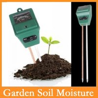 Wholesale High quality in Plant Flowers Soil PH Tester Moisture Light Meter Garden Tool Soil Moisture Tester Dropshipping