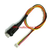 antenna switches - Pixhawk PX4 safety switch button Genuine E Switch switch with red light L250mm order lt no track