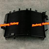 Wholesale Cooling Radiator For Kawasaki Ninja ZX9R ZX900F ZX R Black Aluminum order lt no track