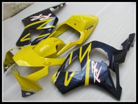 abs tnt - NEW motorcycle fairings TOP quality AAA free gift Fairing For CBR954RR injection mold NICE COOL YELLOW BLUE TNT