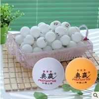 Wholesale Hot Big Nice Big mm Stars Best Table Tennis Balls Ping Pong Balls white