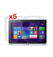 aspire switch - Retail Package Matted Anti Glare Screen Protector Anti Fingerprint Films Protective Guards For Acer Aspire Switch