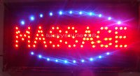 Wholesale Super brightly customized led light sign led Massage sign neon Massage sign indoor