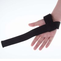 Wholesale 56cm cm cotton neoprene Non slip Fitness Gloves security Hand Wrist lifting for Protection Gloves