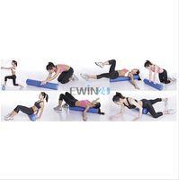 foam balls - EVA Yoga Foam Roller Pilates Massage Fitness Trigger Point Good Quality Hot Selling x cm