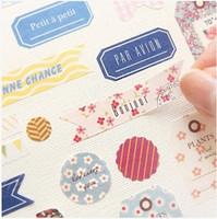 Wholesale For DIY Album Photo Scrapbooking Decoration Stickers Set Set