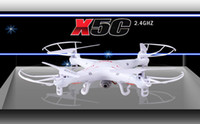 airship models - SYMA X5C RC Drone Headless Quadcopter with MP Camera G Axis Medium Helicopter Quad copter Model
