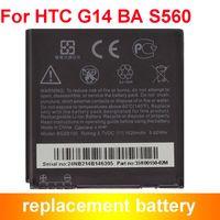 Wholesale BG58100 Battery For HTC SENSATION G Z710E G14 Mobile Phone mAh V Factory