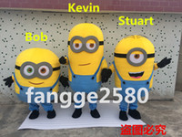Wholesale 2017 new minion mascot costume minion mascot costume kinds of style