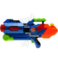 Wholesale 47x25cm High Pressure Super Strong Water Gun Nerf Pistol Gun Summer Outdoor Sport Plastic Squirt Water Shooting Toys OAA00062