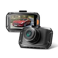 Wholesale car dvd GS90C A7LA70 Car DVR Full HD Camera Video Recorder inch LCD G Sensor with GPS DashCam degree angle lens
