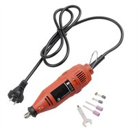Wholesale New Arrival High Qaulity Red Multipurpose V Electric Grinder Rotary Gears Variable Speed Power Tool Kit