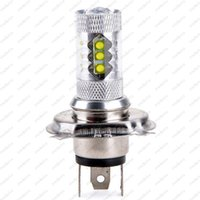 Wholesale Automobile fog lamps of w w high power LED fog lamps H7 dipped headlight CREE high power lamp