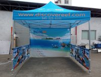 pop up gazebo - Custom print dye sublimation full color x3m m m beach tent trade show tent display tent pop up tent advertising tent marquee gazebo