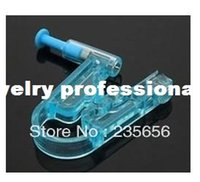 Wholesale nose rings Shipping free With Ear Stud Disposable Ear Piercing Tool Piercing Kit Ear Piercing Gun Asepsis nose stud
