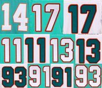 Wholesale Dolphins Jarvis Landry Ryan Tannehill Dan Marino Ndamukong Suh Cameron Wake Name Numbers Stitched Mens Jerseys