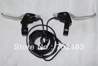 bicycle disc brake conversion kit - Brake Levers for Ebike Conversion Kit Electric Bicycle Electric Bike
