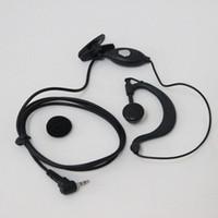 T-388 radio earpiece - Mini Walkie talkie Headset for T earpiece with PTT earphone for T plus Two Way Radio