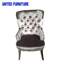Wholesale 2016 Promotion hot selling hotel banquet room chair hotel lobby sofa chair LH8073 send from China