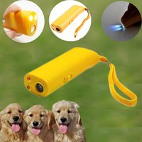 dog repeller - Pet Product Ultrasonic Dog Training Repeller Aggressive Control Trainer Device Anti Bark Stop Barking