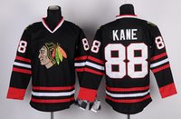 best patrick - Cheap Hockey Jerseys Blackhawks Patrick Kane Jerseys Black Ice Hockey Jerseys Best Quality Hockey Wears Sporting Jerseys Hot Sale