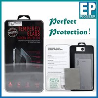 protective film - Screen Protector Protective Film Tempered Glass ScreenFor S6 HTC M9 For iPhone plus iphone and Samsung S5 S4 Note Note