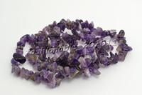 amethyst chip bracelet - 12Pcs Various Gemstone Chips Bead Bracelet Bangle Stretchy Amethyst stone Bracelets fit Girls
